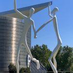 Dancers Sculpture Park Denver