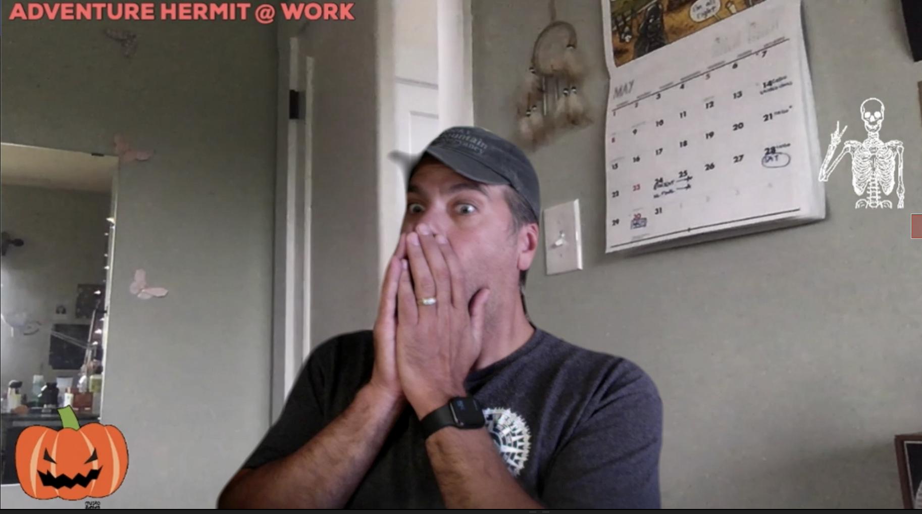 Joe Zoom Scream Capture